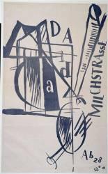Voie lactée (Hausmann Raoul) - Muzeo.com