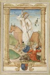 Rondeaux des vertus contre les Pêchés Mortels fait pour Louise de Savoie, mère de François Ier (anonyme) - Muzeo.com