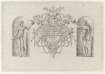 Divinités de l'antiquité païenne (Delaune Etienne ,D'après...) - Muzeo.com