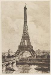 Exposition Universelle et Tour Eiffel (Garen Georges) - Muzeo.com