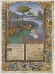Histoire ancienne jusqu'à César et Faits des Romains (Fouquet Jean;anonyme) - Muzeo.com