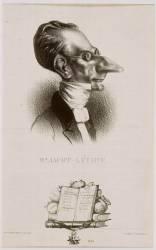 Jacques Lefebvre (Daumier Honoré) - Muzeo.com