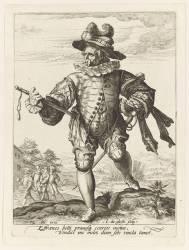 Le prévôt (Gheyn Jacob II de) - Muzeo.com