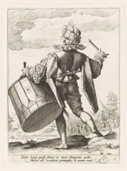 Le tambour (Gheyn Jacob II de) - Muzeo.com