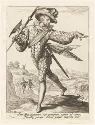Un piquier (Gheyn Jacob II de) - Muzeo.com