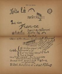 Venu de Dieuze (Guillaume Appolinaire) - Muzeo.com