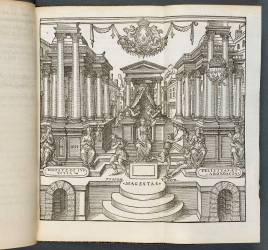 Entrée du roi Charles IX et de la reine Elisabeth d'Autriche à Paris (anonyme) - Muzeo.com