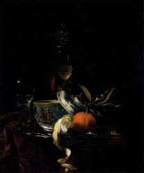 Nature morte (Willem Kalf) - Muzeo.com