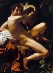 St John the Baptist (Caravaggio) - Muzeo.com