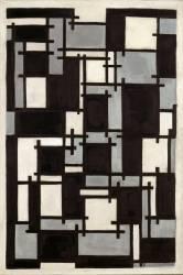 Composition X (Theo van Doesburg) - Muzeo.com