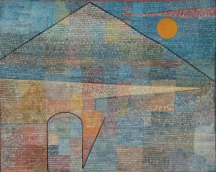 Ad Parnassum, 1932 (Paul Klee) - Muzeo.com
