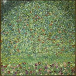Apple Tree I (Gustav Klimt) - Muzeo.com