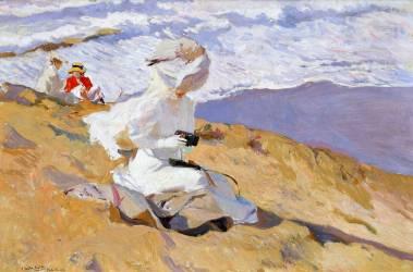 Capturing the Moment (Sorolla y Bastida Joaquin) - Muzeo.com