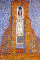 Church of Eglise de Zoutelande (Mondrian Piet) - Muzeo.com