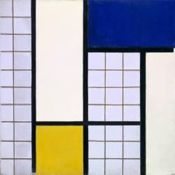 Composition in Half-Tones (Theo Van Doesburg) - Muzeo.com
