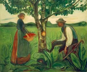 Fertility (Munch Edvard) - Muzeo.com