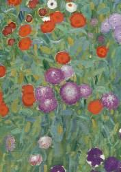 Flower Garden (Klimt Gustav) - Muzeo.com