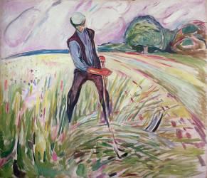 Haymaking (Munch Edvard) - Muzeo.com