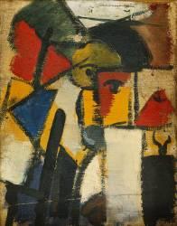 Head (Theo Van Doesburg) - Muzeo.com
