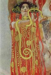 Hygieia (Klimt Gustav) - Muzeo.com
