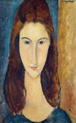 Jeanne Hebuterne (Amedeo Modigliani) - Muzeo.com