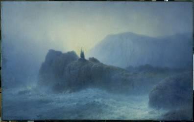 La tombe du marin, style romantique (Henry Brokman) - Muzeo.com