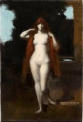 La Vérité (Henner Jean Jacques) - Muzeo.com