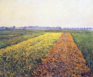 Landscape (Gustave Caillebotte) - Muzeo.com