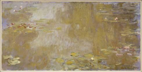 Les Nymphéas à Giverny (Claude Monet) - Muzeo.com