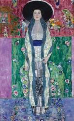 Portrait of Adele Bloch-Bauer II (Klimt Gustav) - Muzeo.com
