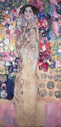 Portrait of Ria Munk III (Klimt Gustav) - Muzeo.com
