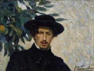 Self-Portrait (Umberto Boccioni) - Muzeo.com