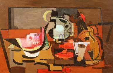 Still Life (Louis Marcoussis) - Muzeo.com