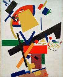 Suprematism (Malevitch Kazimir) - Muzeo.com
