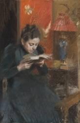 The Artist's Wife (Zorn Anders Leonard) - Muzeo.com