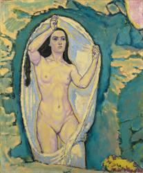 Venus in the Grotto (Koloman Moser) - Muzeo.com