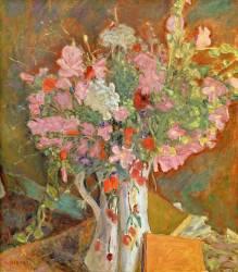 Wild Flowers (Pierre Bonnard) - Muzeo.com