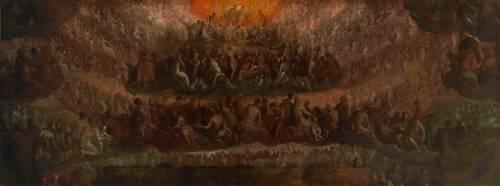 Esquisse pour le Paradis (Paolo Veronese) - Muzeo.com