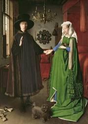 The Arnolfini Portrait (Jan van Eyck) - Muzeo.com