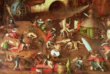 The Last Judgement (Jérôme Bosch) - Muzeo.com