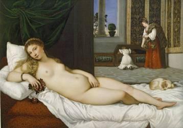 Venus of Urbino (Titien) - Muzeo.com