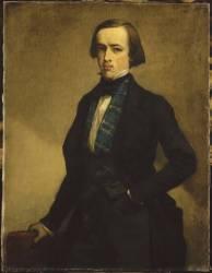 Adolphe Moreau, père d'Etienne Moreau-Nelaton (Couture Thomas) - Muzeo.com