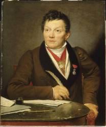 Alexandre Lenoir (1761-1839), archéologue, conservateur du Musée des Monuments Français (David Jacques Louis) - Muzeo.com