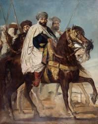 Ali Ben Ahmed, dernier Khalifa de Constantine (Chasseriau Théodore) - Muzeo.com