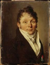 Antoine Vincent Arnault (Boilly Louis Léopold) - Muzeo.com