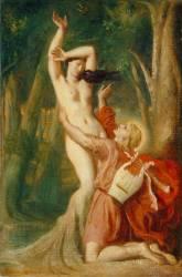 Apollon et Daphné (Chasseriau Théodore) - Muzeo.com