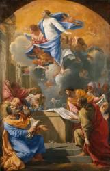 Assomption de la Vierge (Vouet Simon) - Muzeo.com