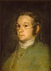 Self-portrait (De Goya Francisco) - Muzeo.com