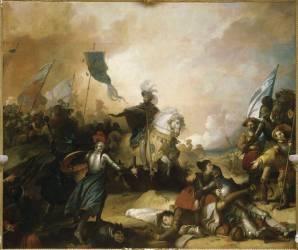 Bataille de Marignan, 14 septembre 1515 (Fragonard Alexandre-Evariste) - Muzeo.com