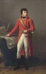 Bonaparte Ier consul (Gros Antoine-Jean, Baron) - Muzeo.com